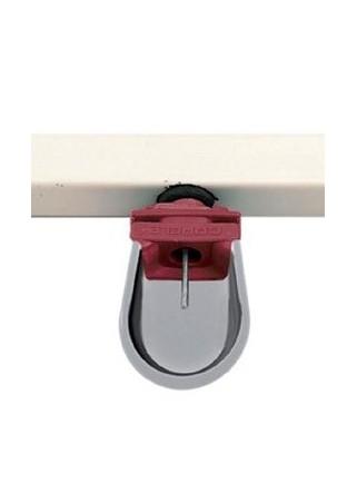 Abbeveratoio automatico LOGIS per tubo quadro