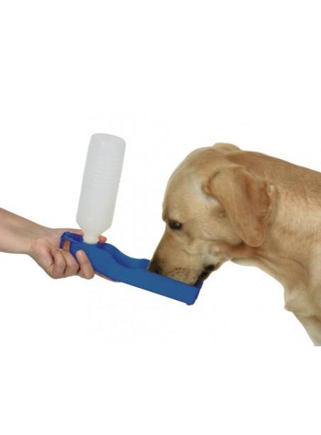 Abbeveratoio cani da viaggio ml.250