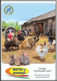 Catalogo zootecnia 2016 Motisi Zootecnici